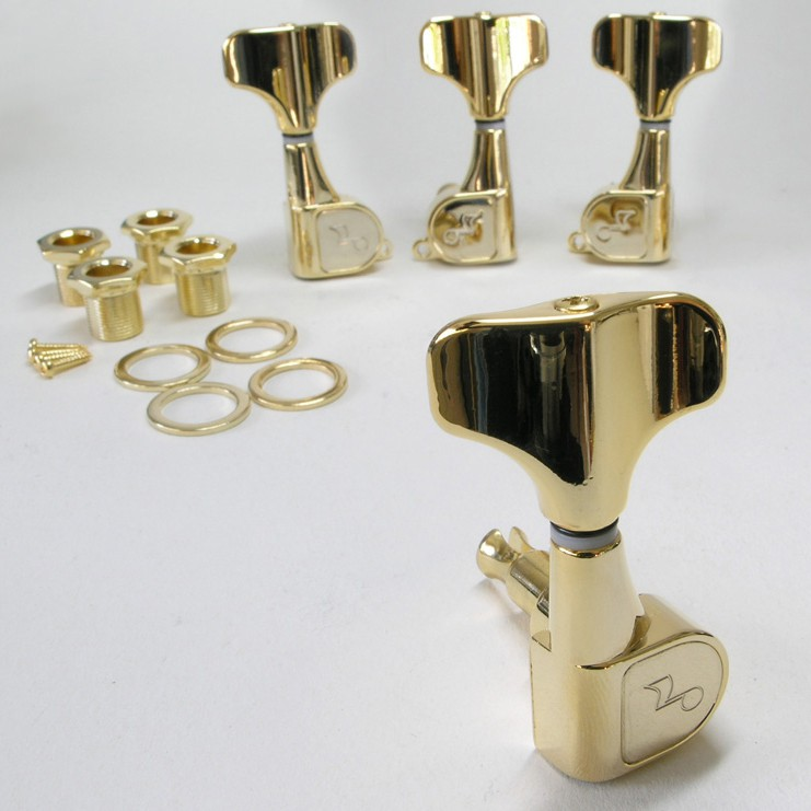 No27 Gold Bass Guitar Tuners