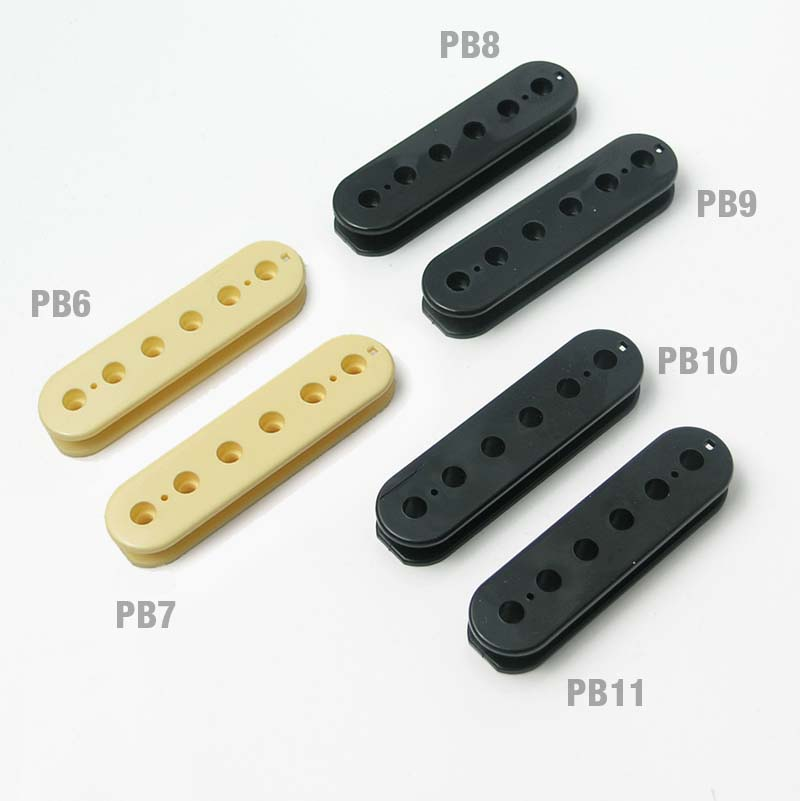 S-Style Guitar Single Coil Pickup Covers PC9