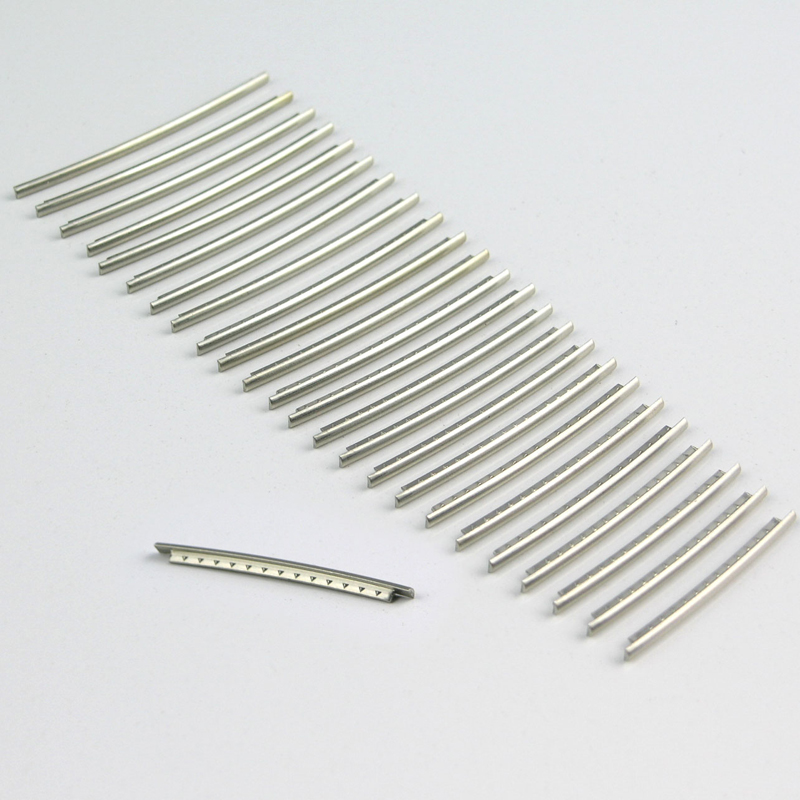 FB2 Pre-cut and Pre-tanged Medium Nickel Fret Wire