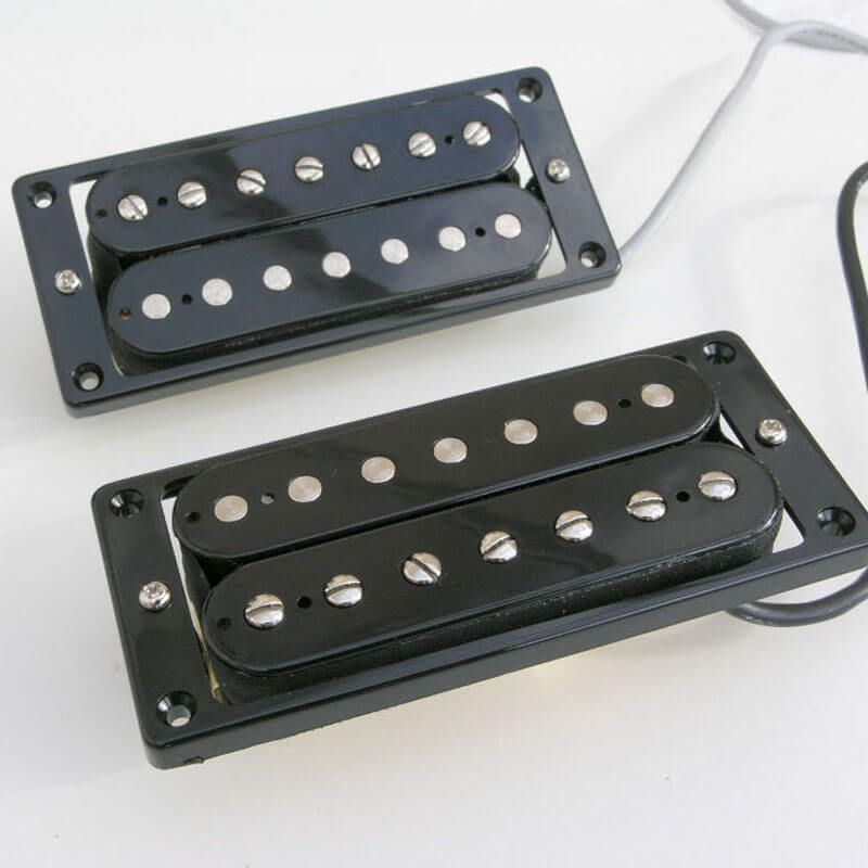 P32 Seven String Black Humbucking Pickup