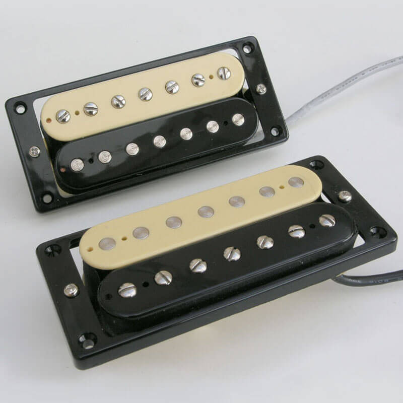 P33 Seven String Zebra Humbucking Pickup