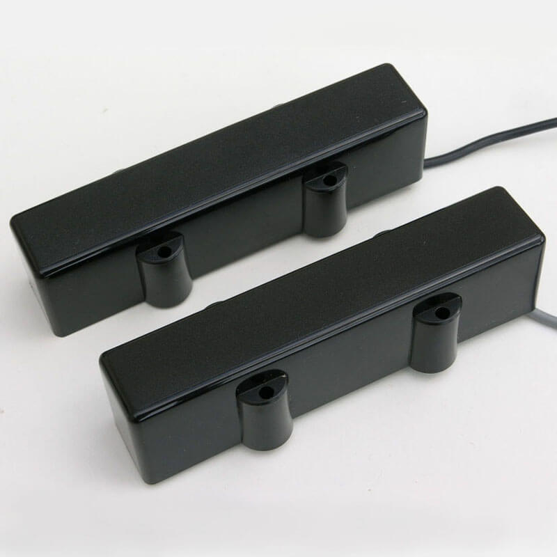 P36 Black J-Style Bass Pickup Set