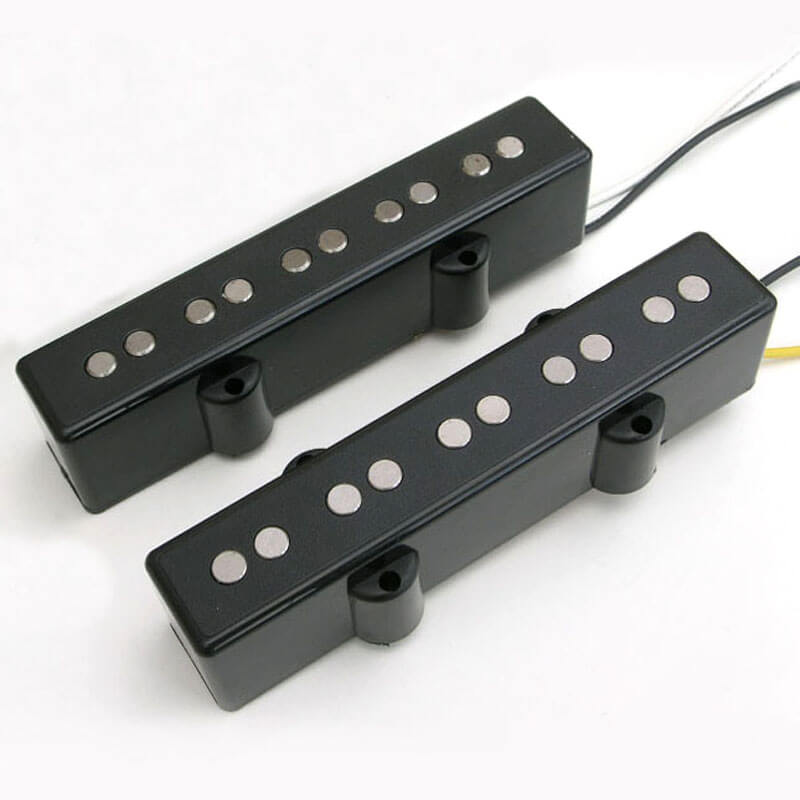 P60 Artec Four String to Five string J-Style Bass Conversion Pickups