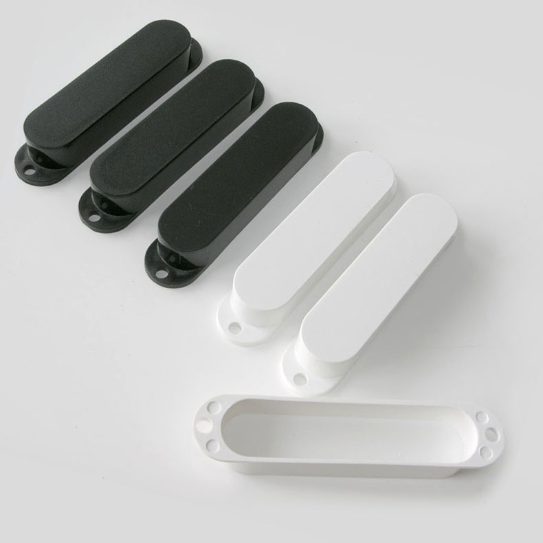PC5 Closed S-Style Pickup Cover Set