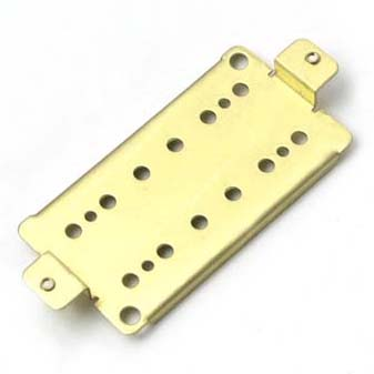 PP1 Brass 50mm Neck Spacing Humbucker Pickup Base Plate