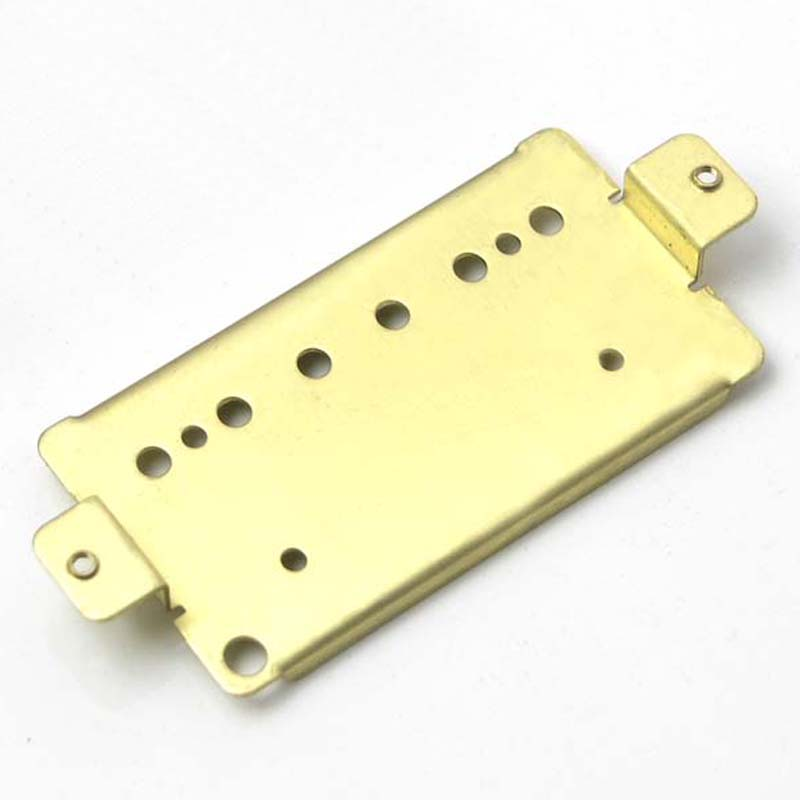 PP2 Brass 52mm Bridge spacing Humbucker Pickup Base Plate