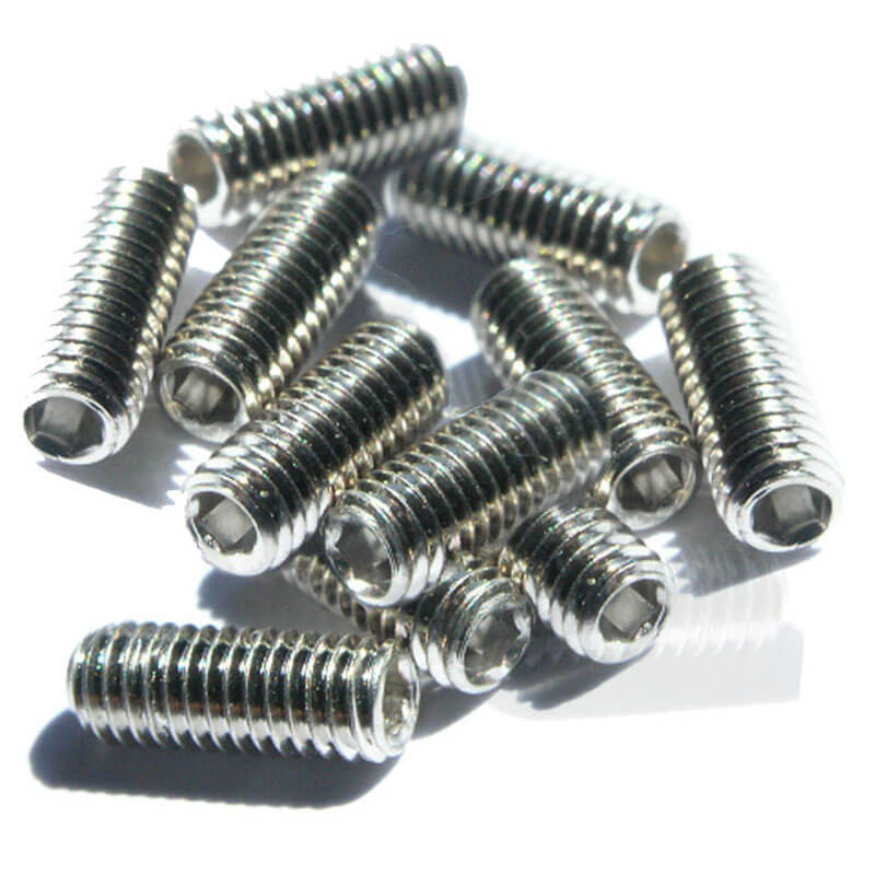 SC14 Twelve Bridge Saddle Screws