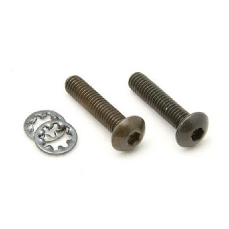 SC23 Floyd Rose back mounted Locking nut screws