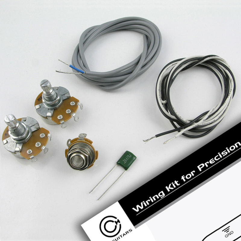 WK4 P Bass Wiring Kit