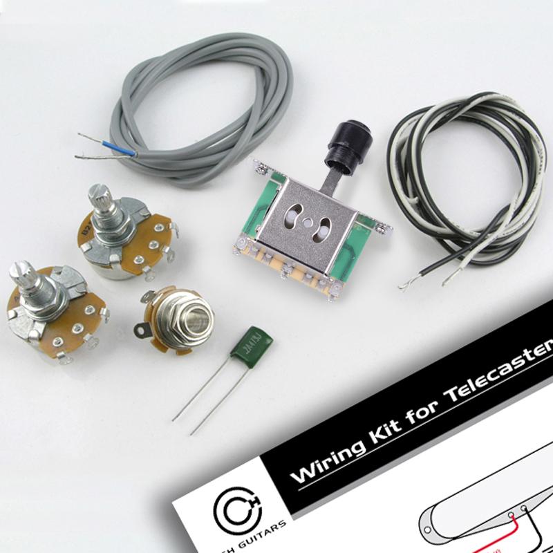 WK7 T Style Modern Wiring Kit