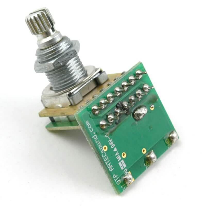 E25 QTP 5 Band Rotary Tone Selector