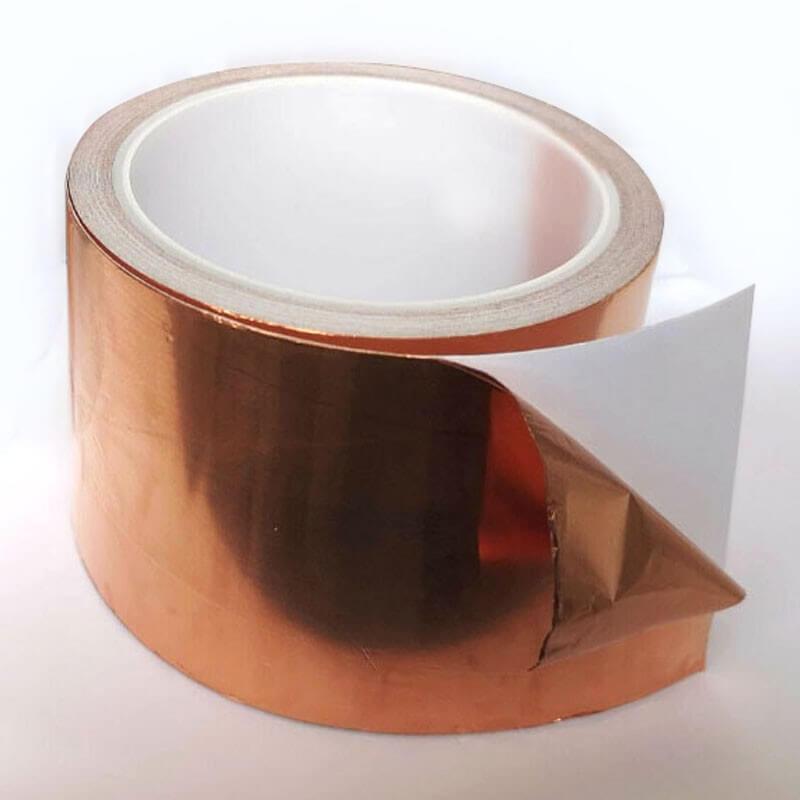 E28 Self Adhesive Copper Shield Tape