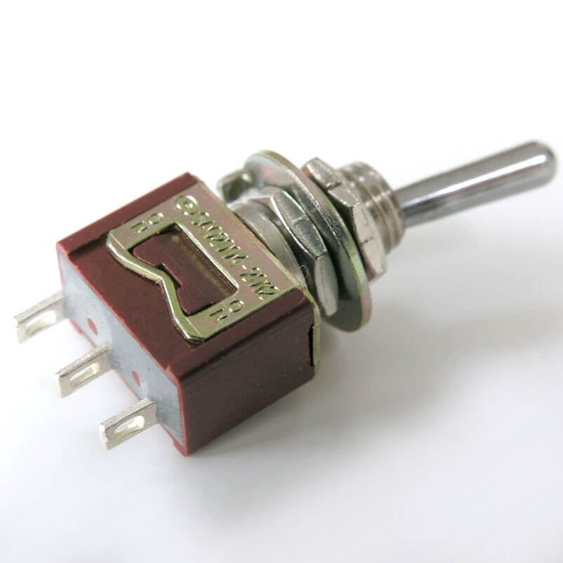 E9 SPDT Mini Toggle Switch