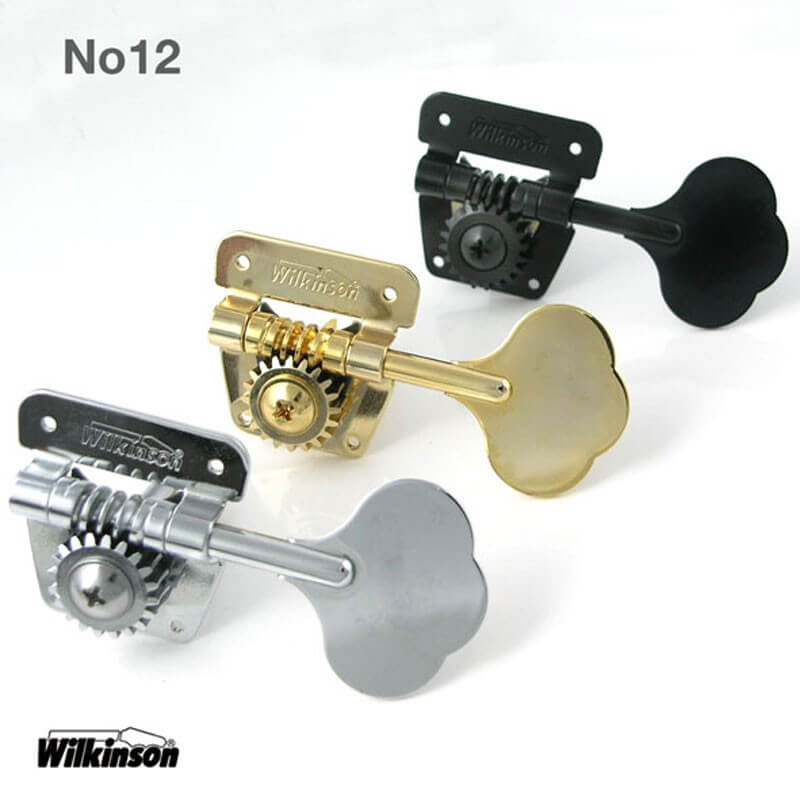 No12 Wilkinson Bass Guitar Tuners x4