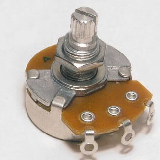 POT13 250K Full Size Potentiometer 15mm