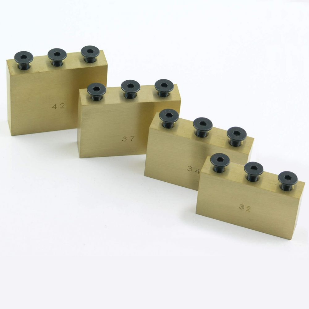 SB1 Brass Tremolo Sustain Block For Floyd Rose System