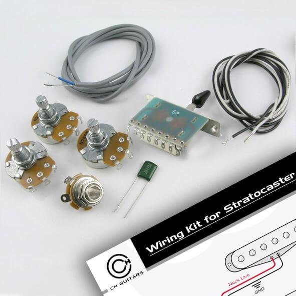 WK5 S Style Modern Wiring Kit
