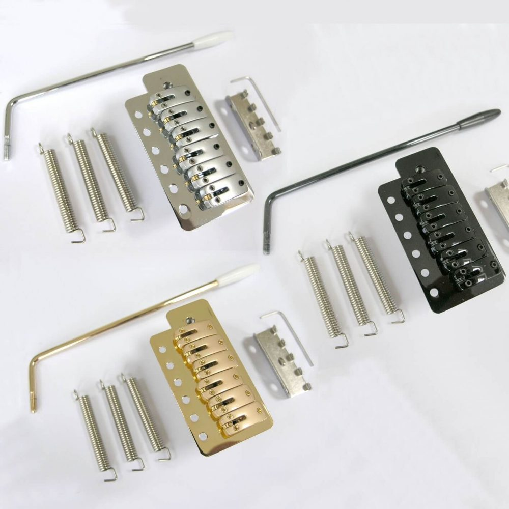 TK14 S Style Roller Tremolo guitar kit