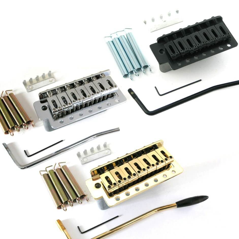 TK6 7 string Tremolo guitar kit