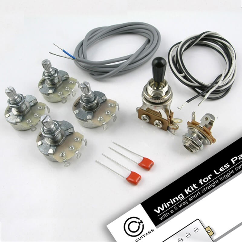 WK1 LP / 335 Style Wiring Kit