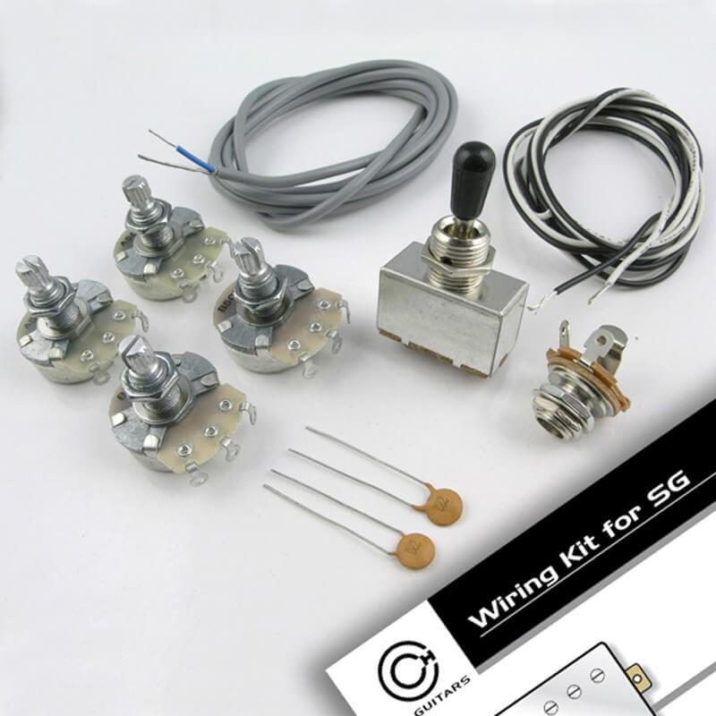 WK2 SG Style Wiring Kit