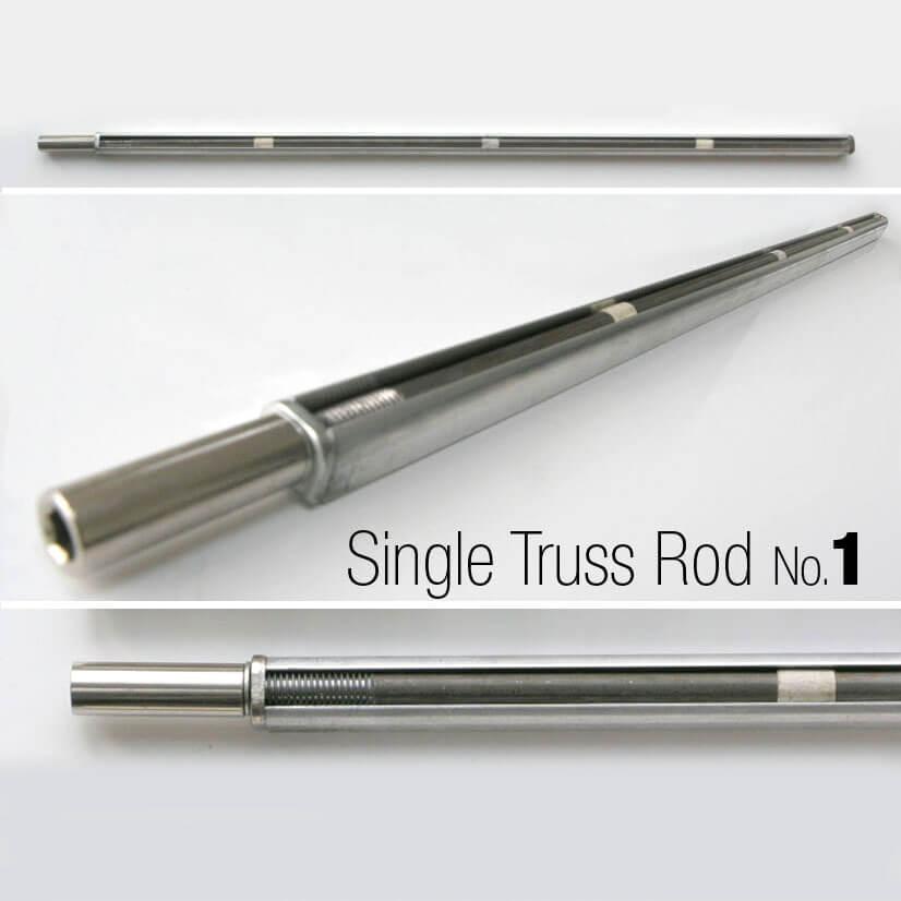 TR1 Aluminium Single Type Truss Rod