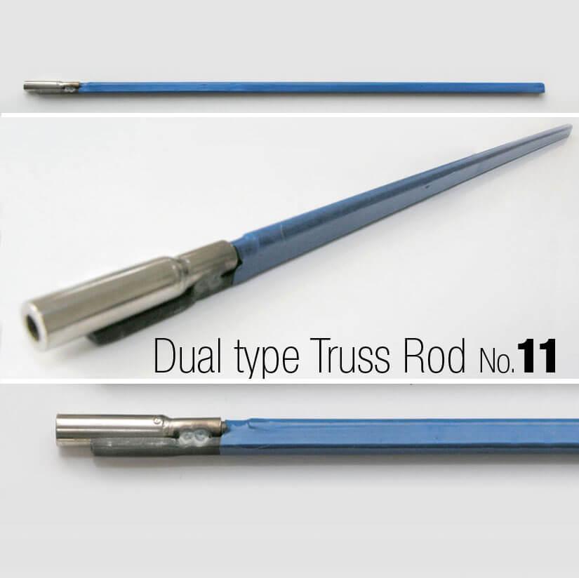 TR11 Dual Type Truss Rod 445mm