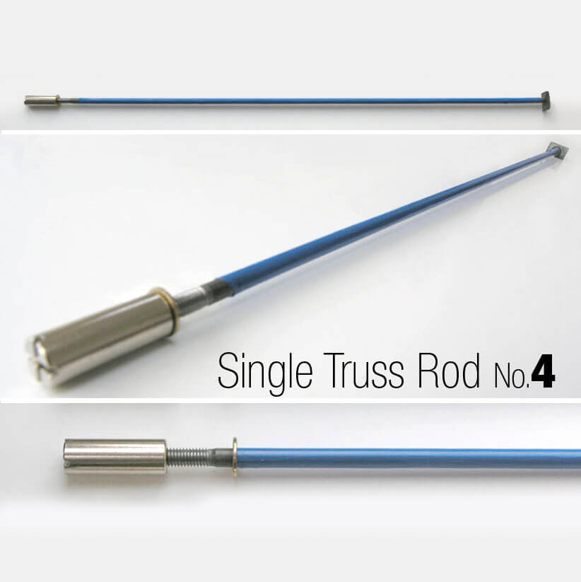 TR4 Single type guitar truss rod