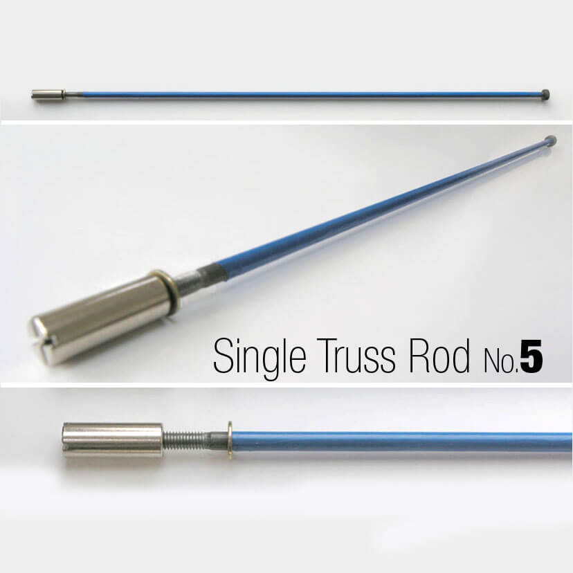 TR5 Single Type Truss Rod 445mm