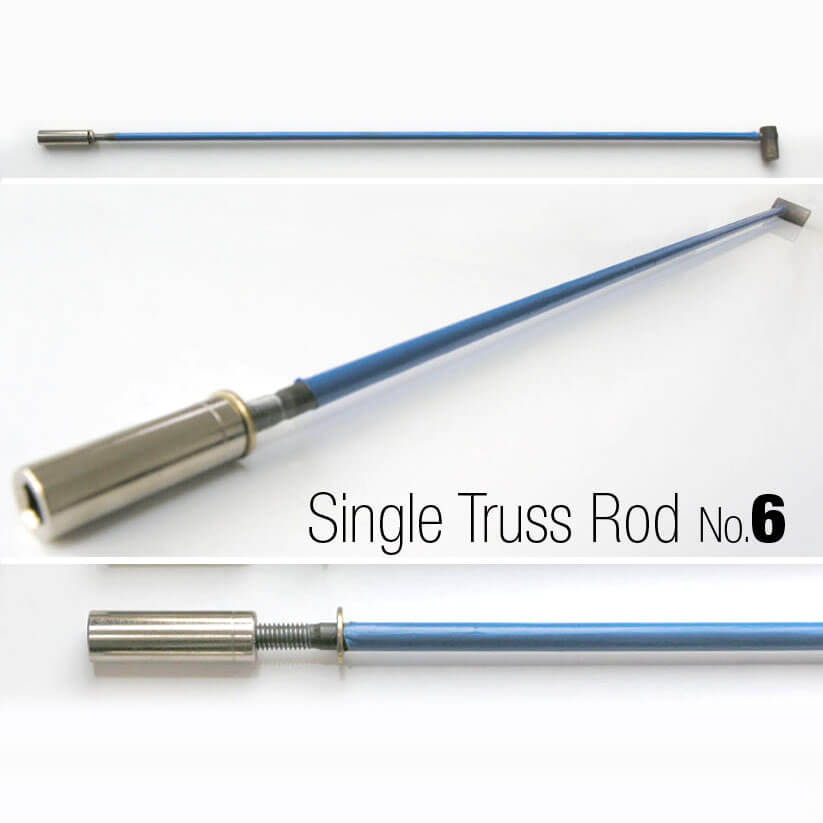 TR6 Single Type Truss Rod 445mm