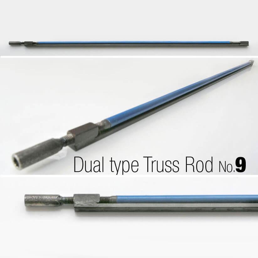 TR9 Dual Type Truss Rod