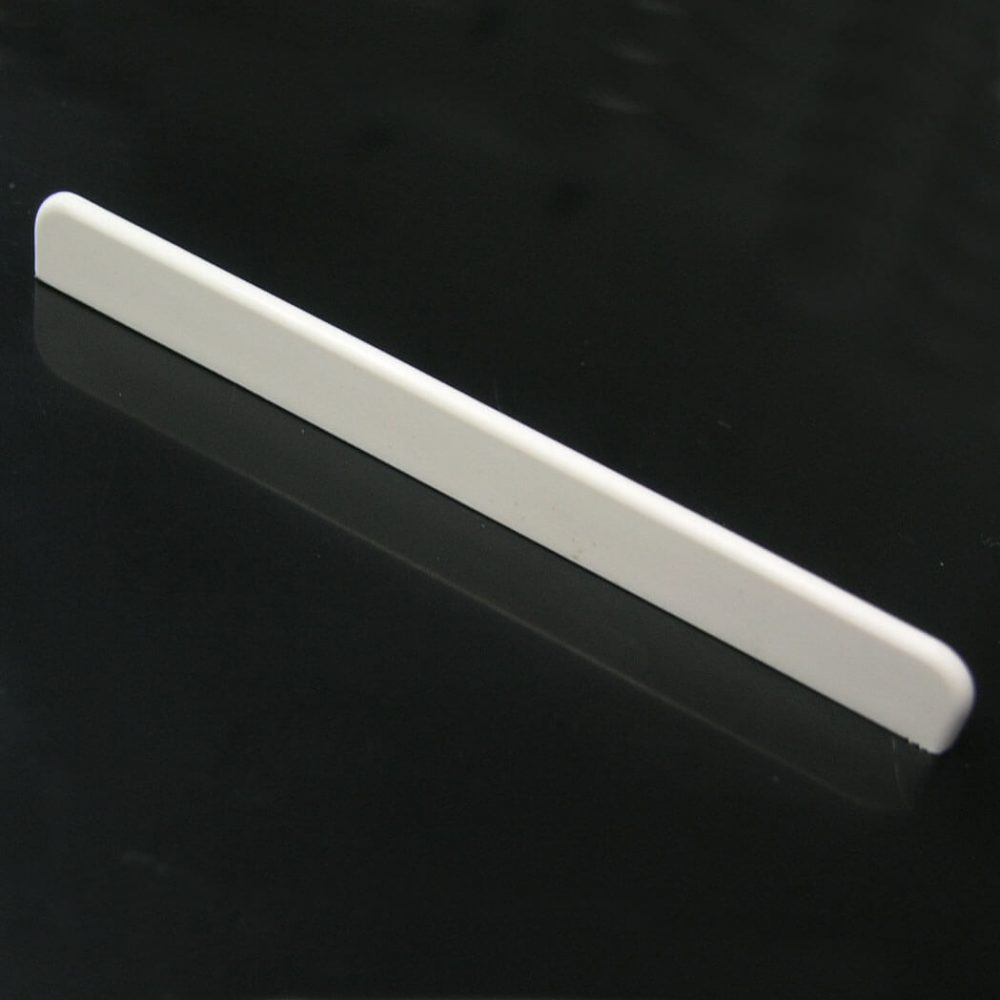 AS12 Thin Plastic Acoustic Guitar Saddle