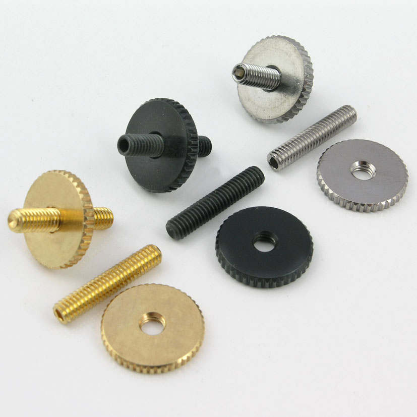 BP3 Post And Thumb Wheel For Guitar Bridge 18mm diameter