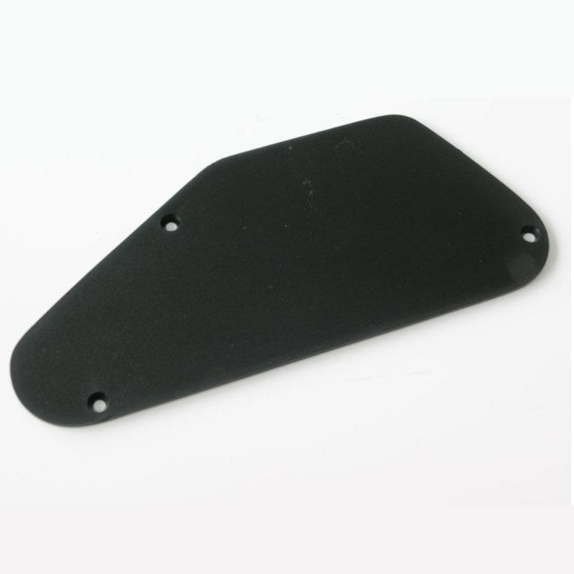 CC1 Black plastic cavity control back plate cover