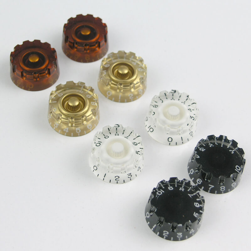 K25 Knurled Speed Knobs