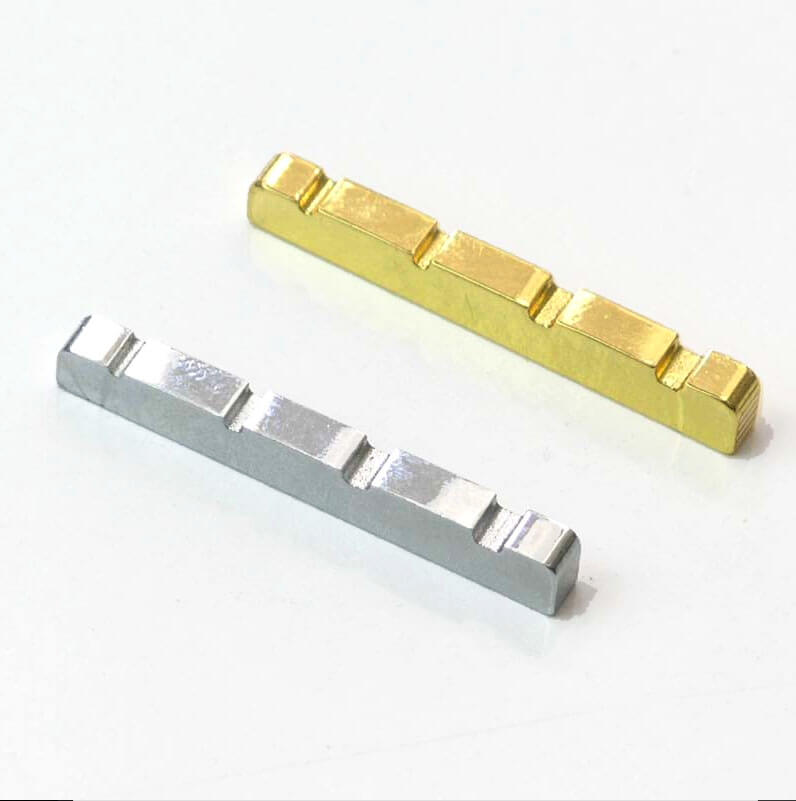 MN6 Metal Jazz bass guitar nut 38mm