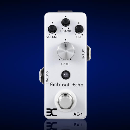 PED9 AE-1 Ambient Echo MINI Pedal