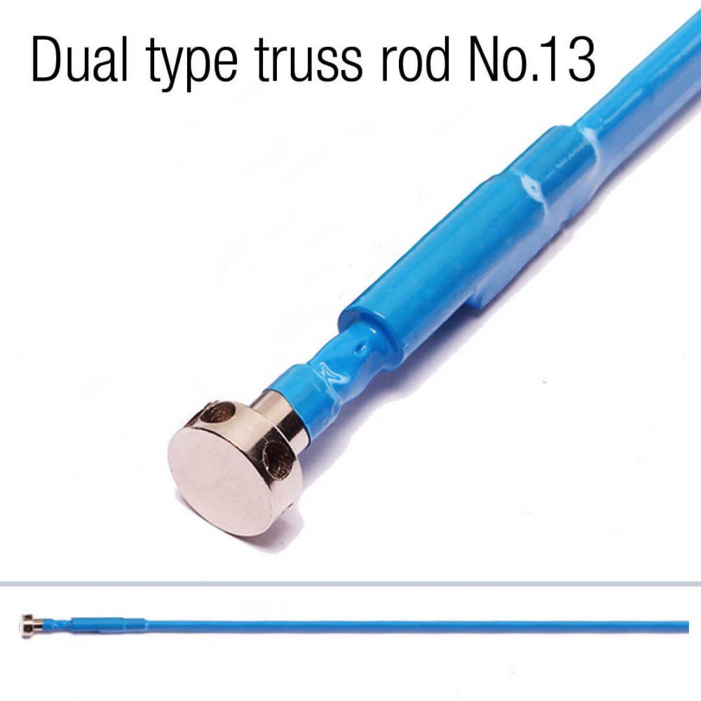 TR13 Spoke wheel Dual Type guitar Truss Rod
