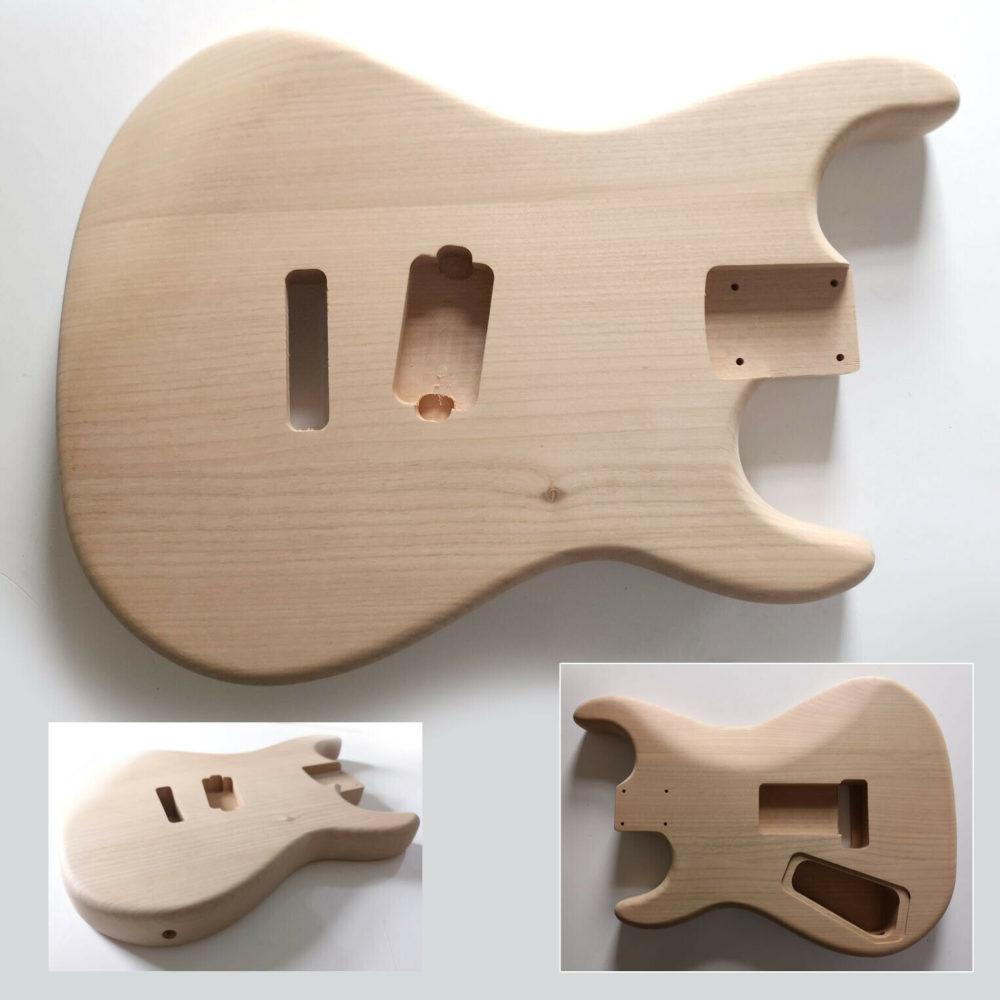 5150 Alder Kramer style Baretta Guitar Body