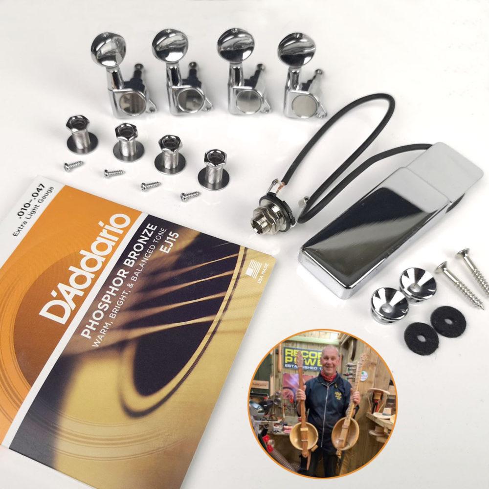 AH Andrew Halls blues bowl Parts kit